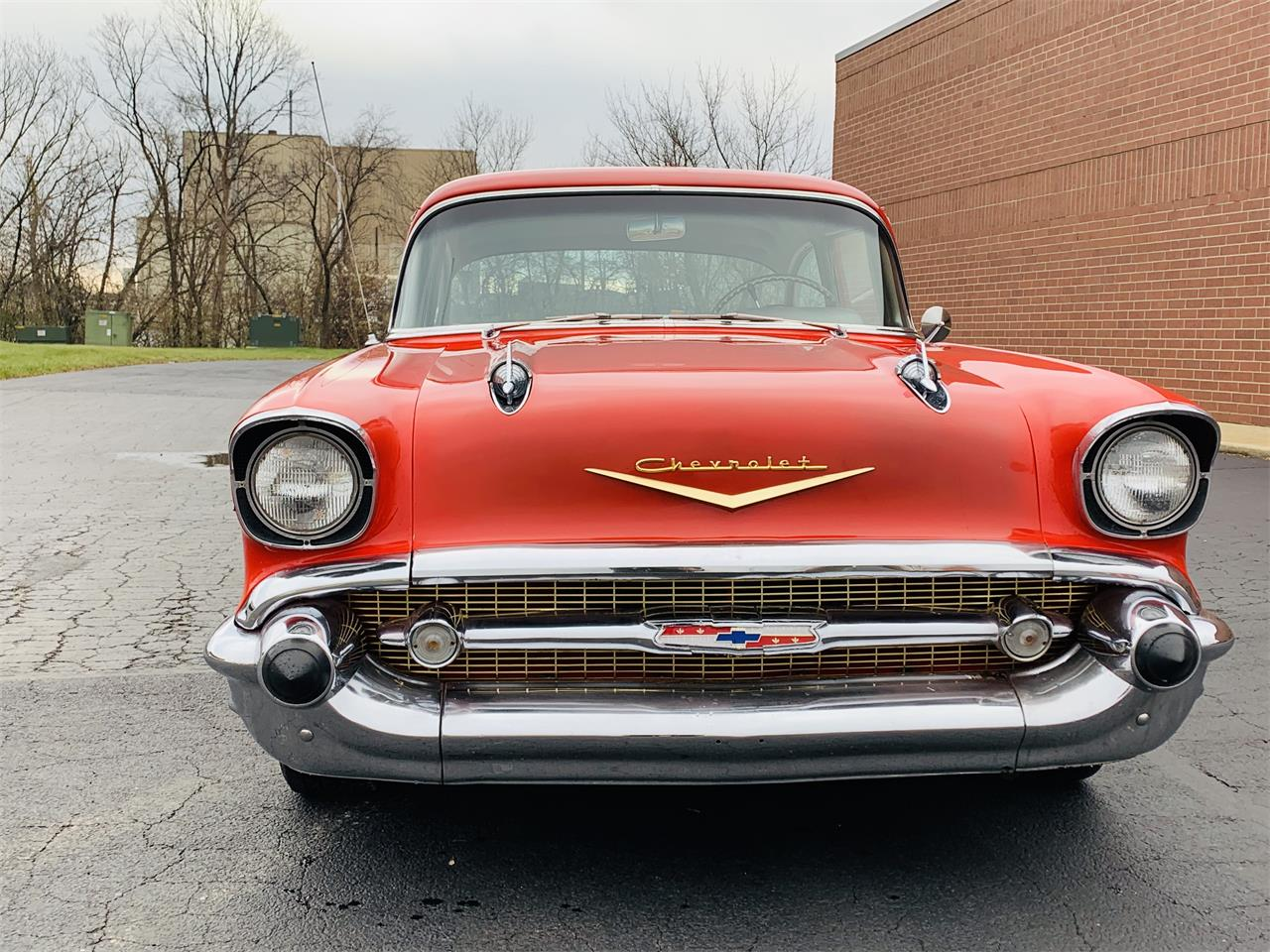 Large Picture of 1957 Chevrolet Bel Air located in Illinois Offered by Classic Auto Haus - OZSO