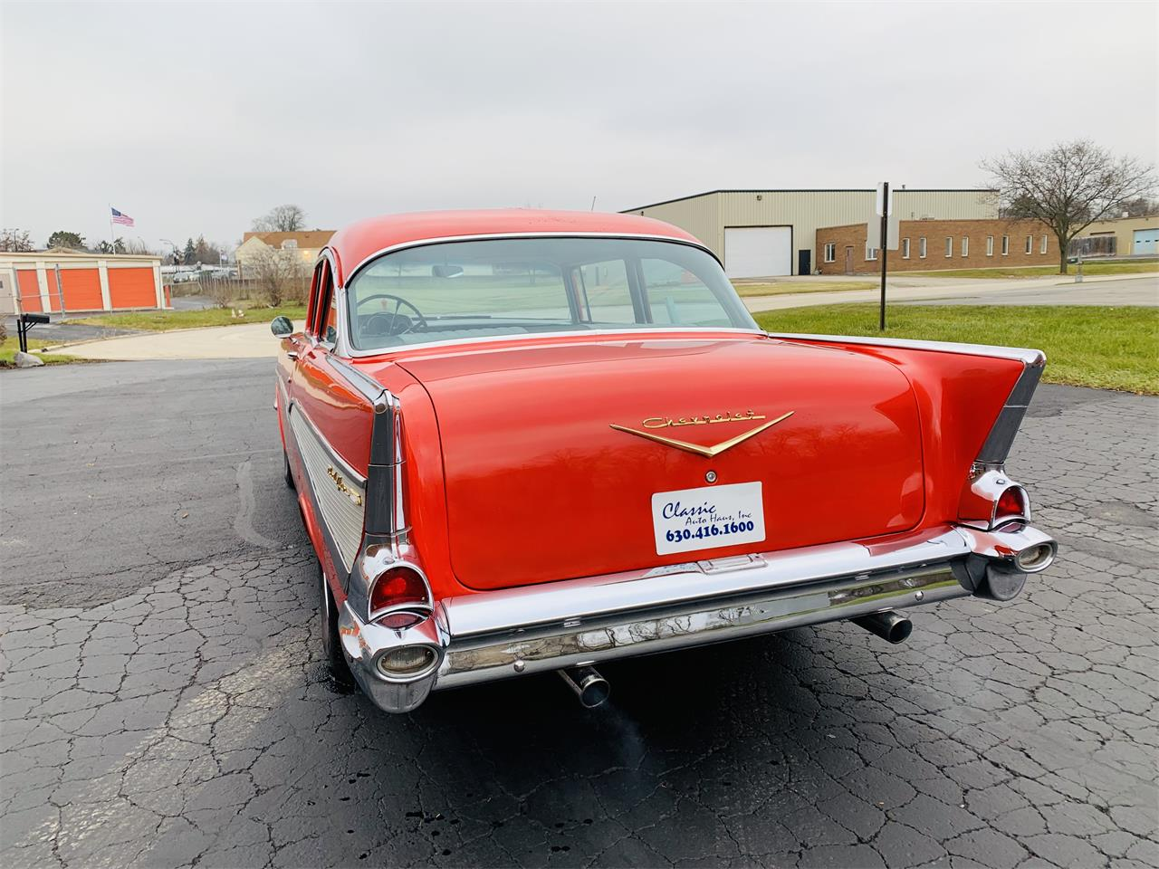 Large Picture of 1957 Bel Air - OZSO