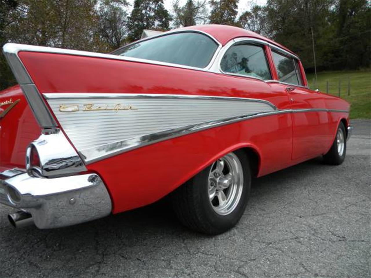 Large Picture of 1957 Bel Air located in Geneva  Illinois - $29,995.00 - OZSO