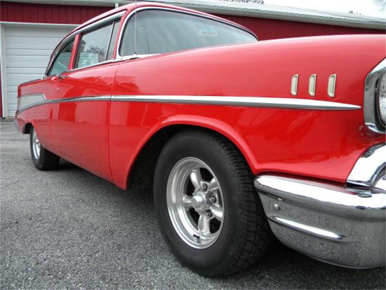 Large Picture of Classic 1957 Bel Air located in Illinois Offered by Classic Auto Haus - OZSO