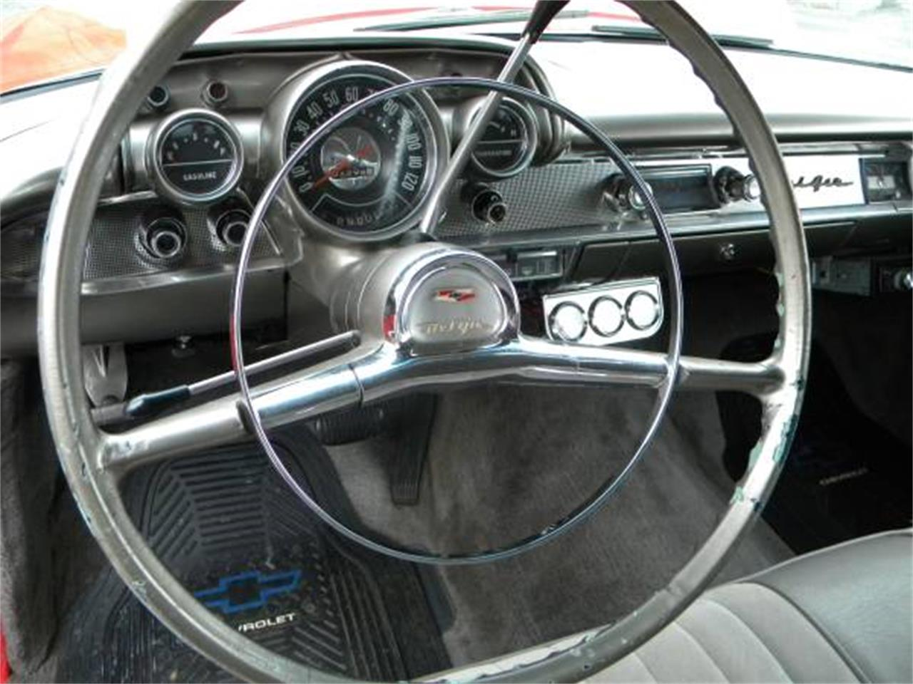 Large Picture of 1957 Chevrolet Bel Air located in Geneva  Illinois - $29,995.00 - OZSO