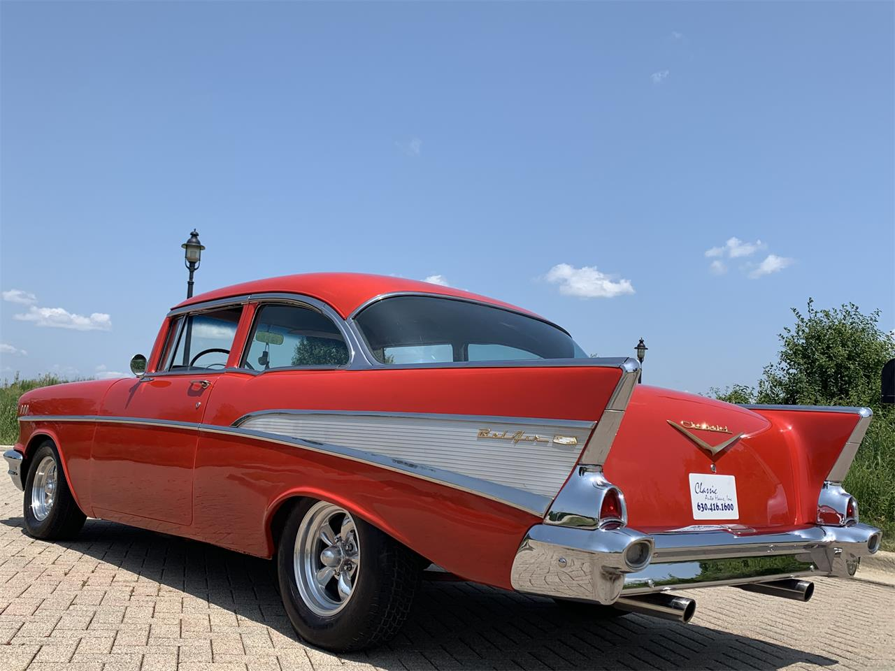 Large Picture of '57 Bel Air - OZSO