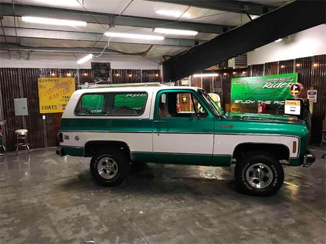 Picture of '76 GMC Jimmy located in Oregon Offered by  - OVJB