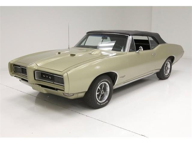 Picture of '68 GTO - OZT5