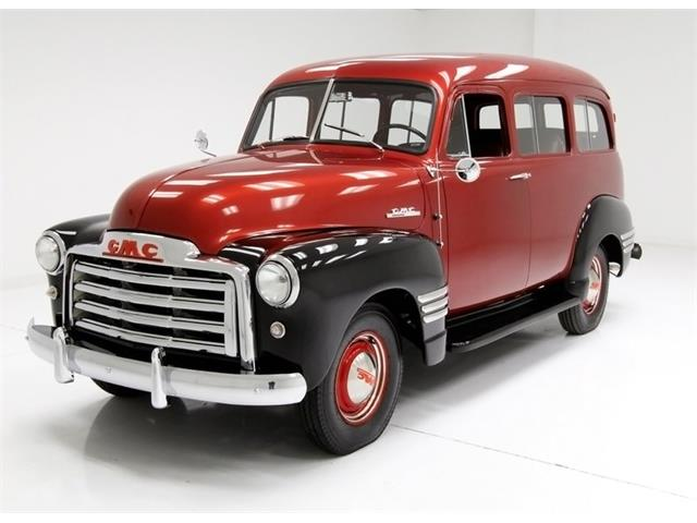 Picture of Classic '51 Suburban located in Morgantown Pennsylvania Offered by  - OZTG