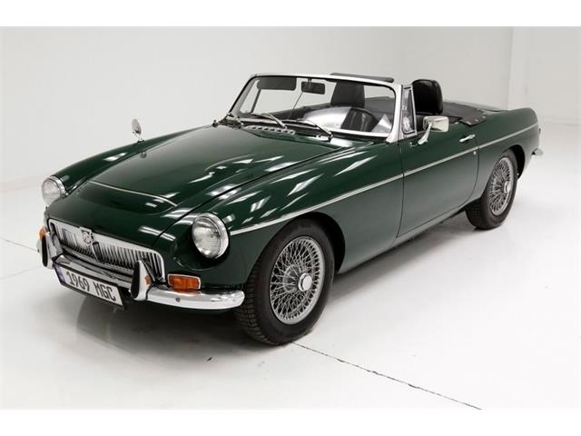 Picture of '69 MGC - OZTH