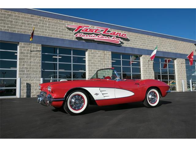 Picture of 1961 Corvette located in Missouri - $64,995.00 Offered by  - OZU5