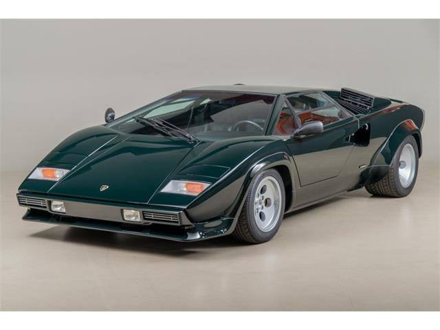 Picture of '86 Lamborghini Countach located in Scotts Valley California Auction Vehicle - OZUB
