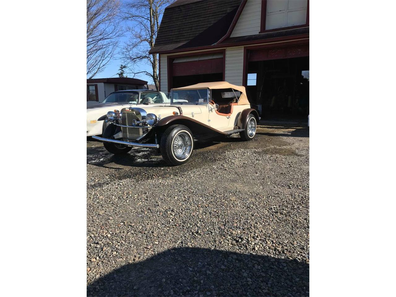 Large Picture of '29 Gazelle Offered by Auto Market King LLC - OVJG