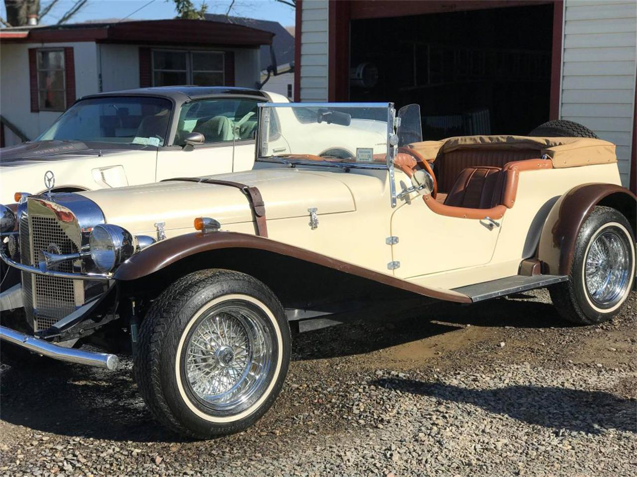Large Picture of Classic 1929 Mercedes-Benz Gazelle located in West Pittston Pennsylvania - $6,950.00 Offered by Auto Market King LLC - OVJG