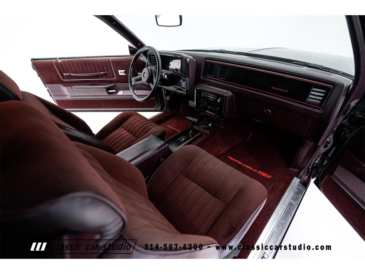 Large Picture of '88 Monte Carlo SS - OZYC