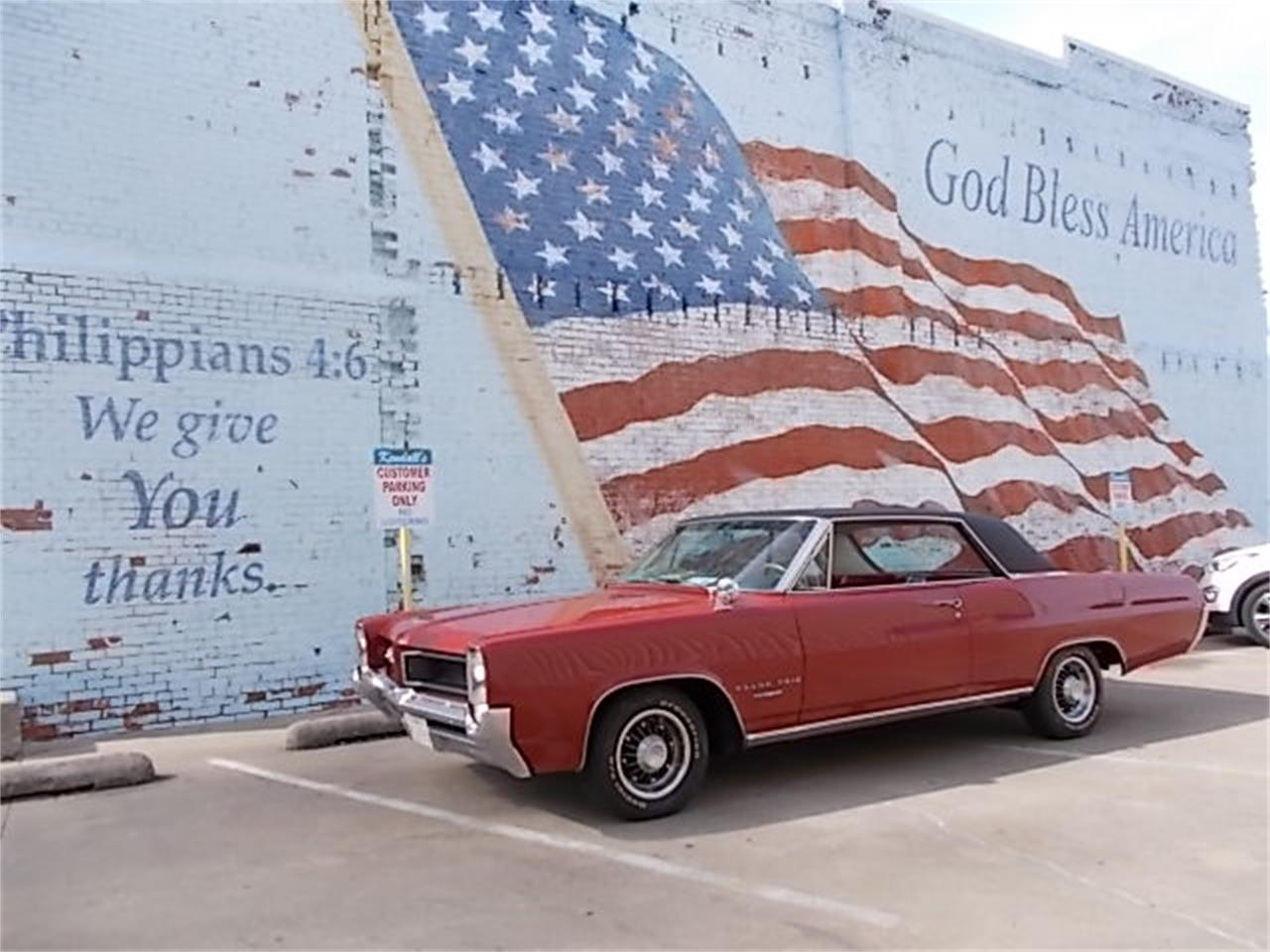 Large Picture of '64 Grand Prix - $20,900.00 Offered by Larry's Classic Cars - OZYD