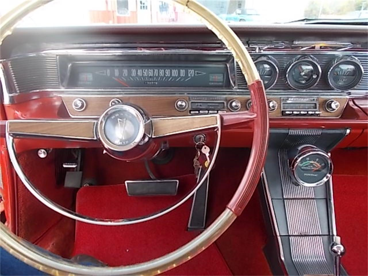 Large Picture of Classic 1964 Pontiac Grand Prix - $20,900.00 Offered by Larry's Classic Cars - OZYD