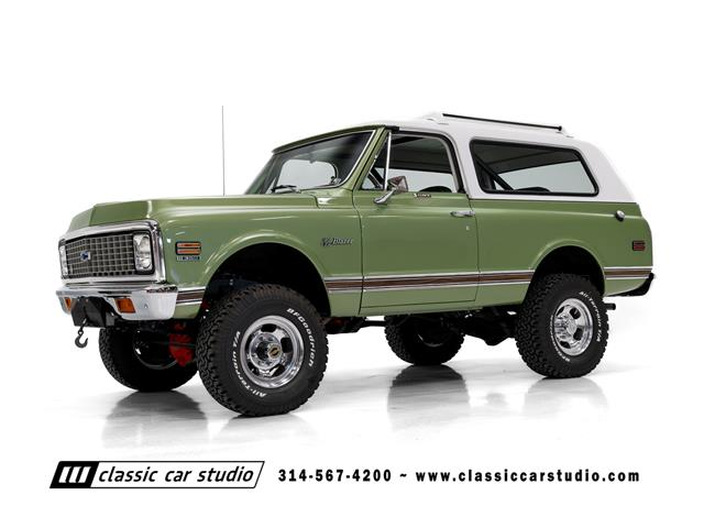 Picture of '72 Blazer located in Missouri - $69,900.00 Offered by  - OZYF