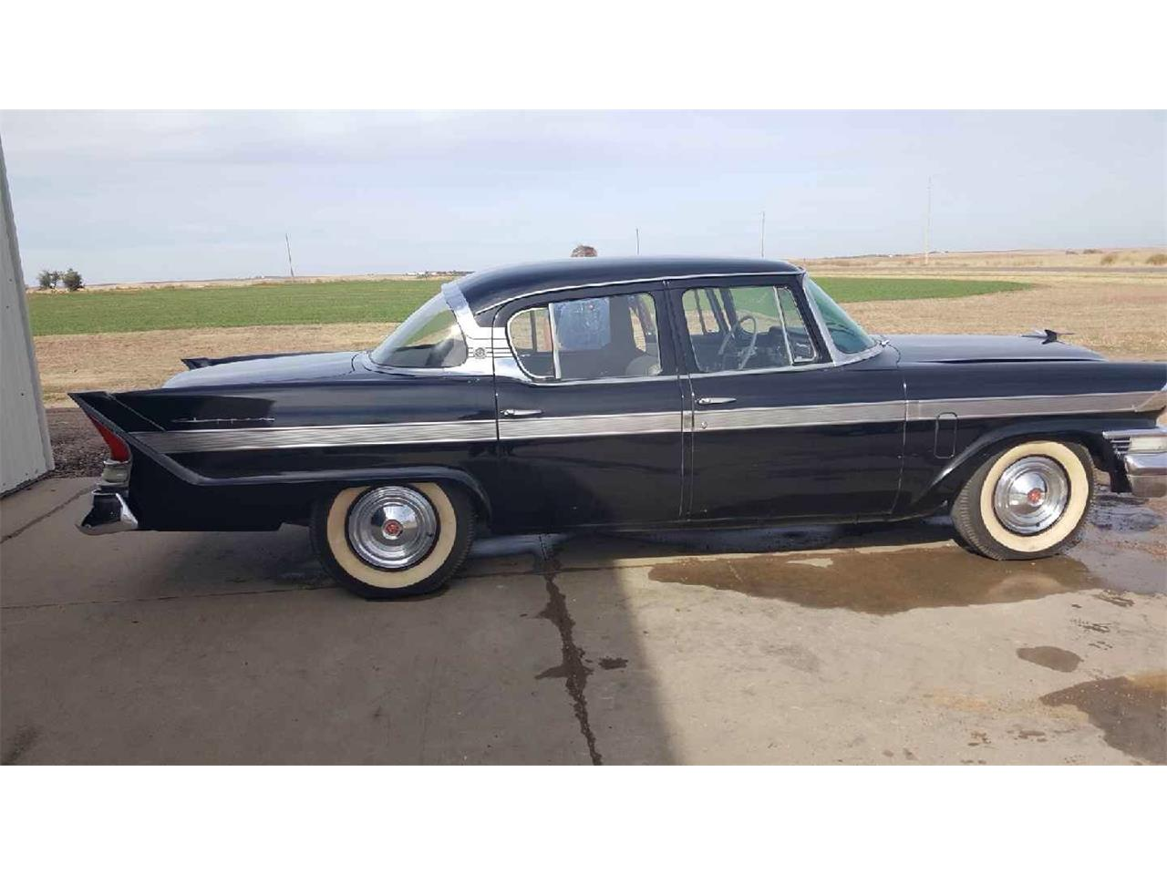 Large Picture of '57 Packard Clipper located in Kansas Offered by a Private Seller - OZYR
