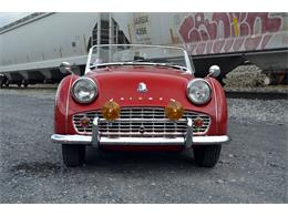 Picture of Classic '61 Triumph TR3A - OZYS