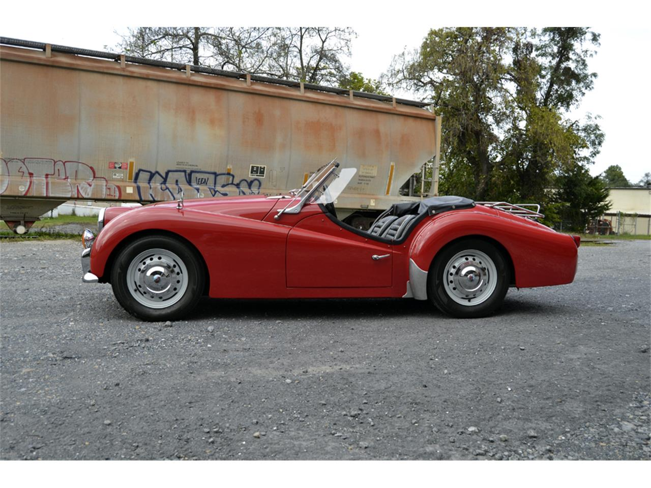 Large Picture of Classic '61 Triumph TR3A - $33,500.00 Offered by Gassman Automotive - OZYS