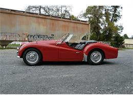 Picture of 1961 Triumph TR3A Offered by Gassman Automotive - OZYS