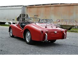 Picture of Classic 1961 Triumph TR3A located in Waynesboro Virginia - $33,500.00 Offered by Gassman Automotive - OZYS