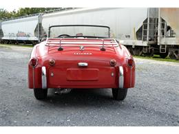 Picture of Classic '61 Triumph TR3A located in Virginia Offered by Gassman Automotive - OZYS