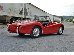 Picture of Classic 1961 TR3A - OZYS