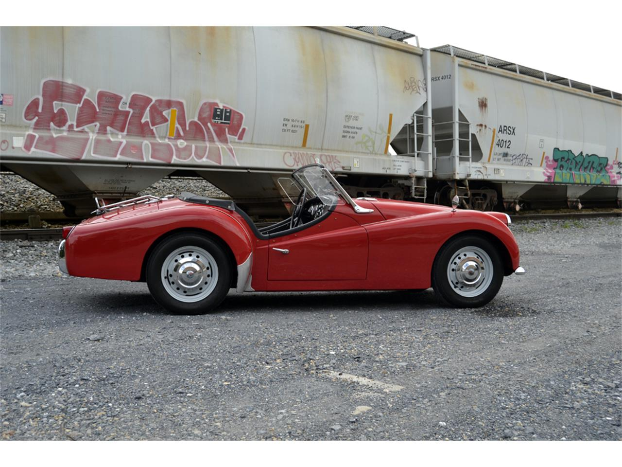 Large Picture of 1961 Triumph TR3A Offered by Gassman Automotive - OZYS