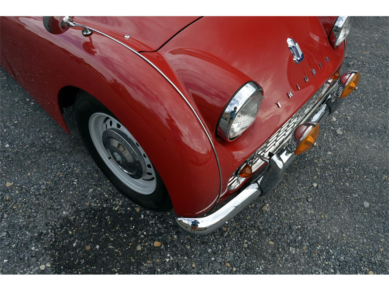 Large Picture of Classic 1961 TR3A located in Virginia Offered by Gassman Automotive - OZYS