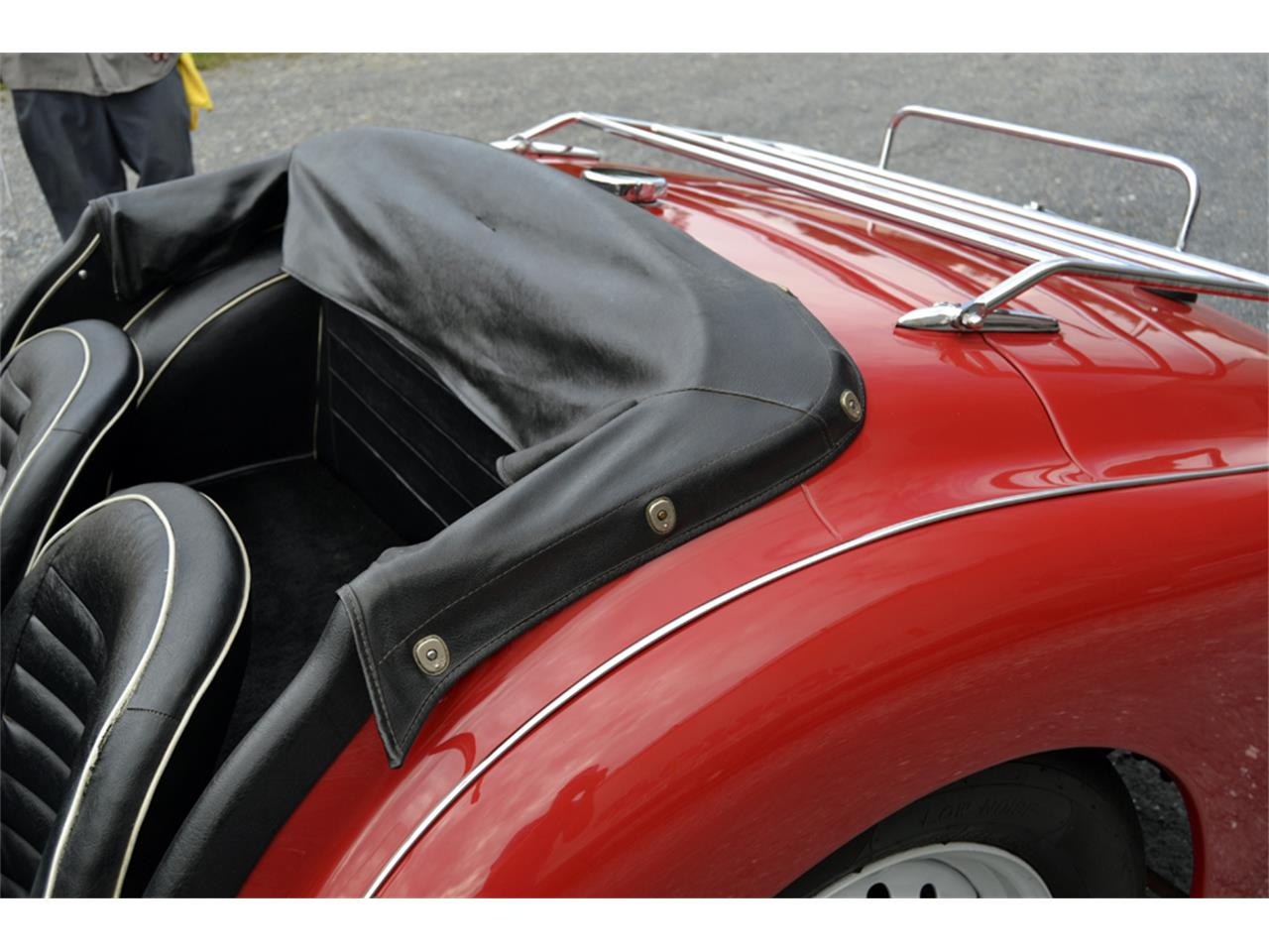 Large Picture of Classic 1961 Triumph TR3A Offered by Gassman Automotive - OZYS