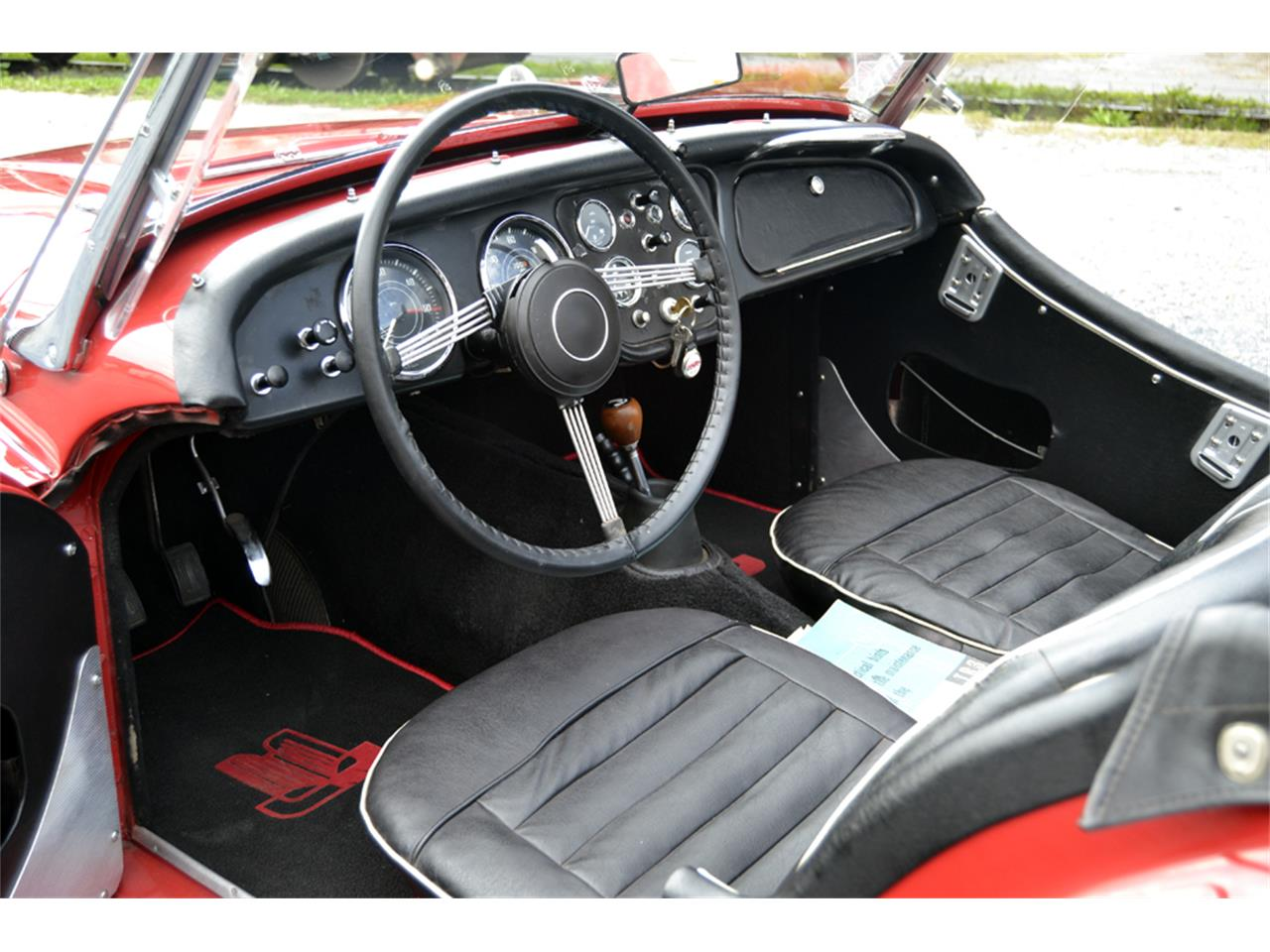 Large Picture of Classic '61 Triumph TR3A - $33,500.00 - OZYS