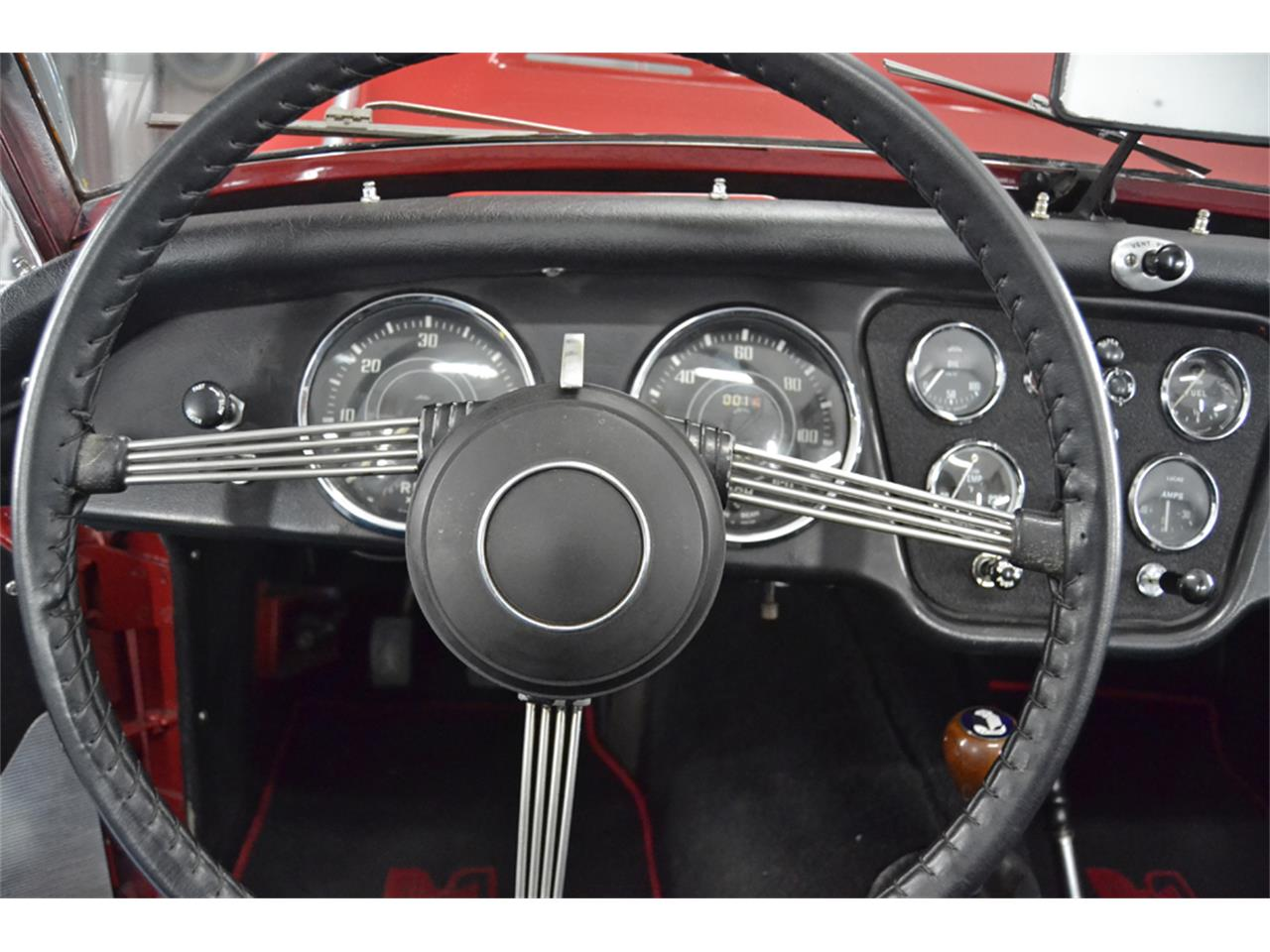 Large Picture of Classic '61 TR3A - OZYS
