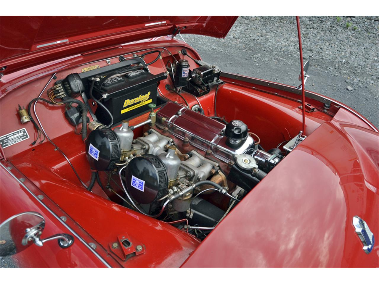 Large Picture of Classic 1961 Triumph TR3A located in Waynesboro Virginia - OZYS