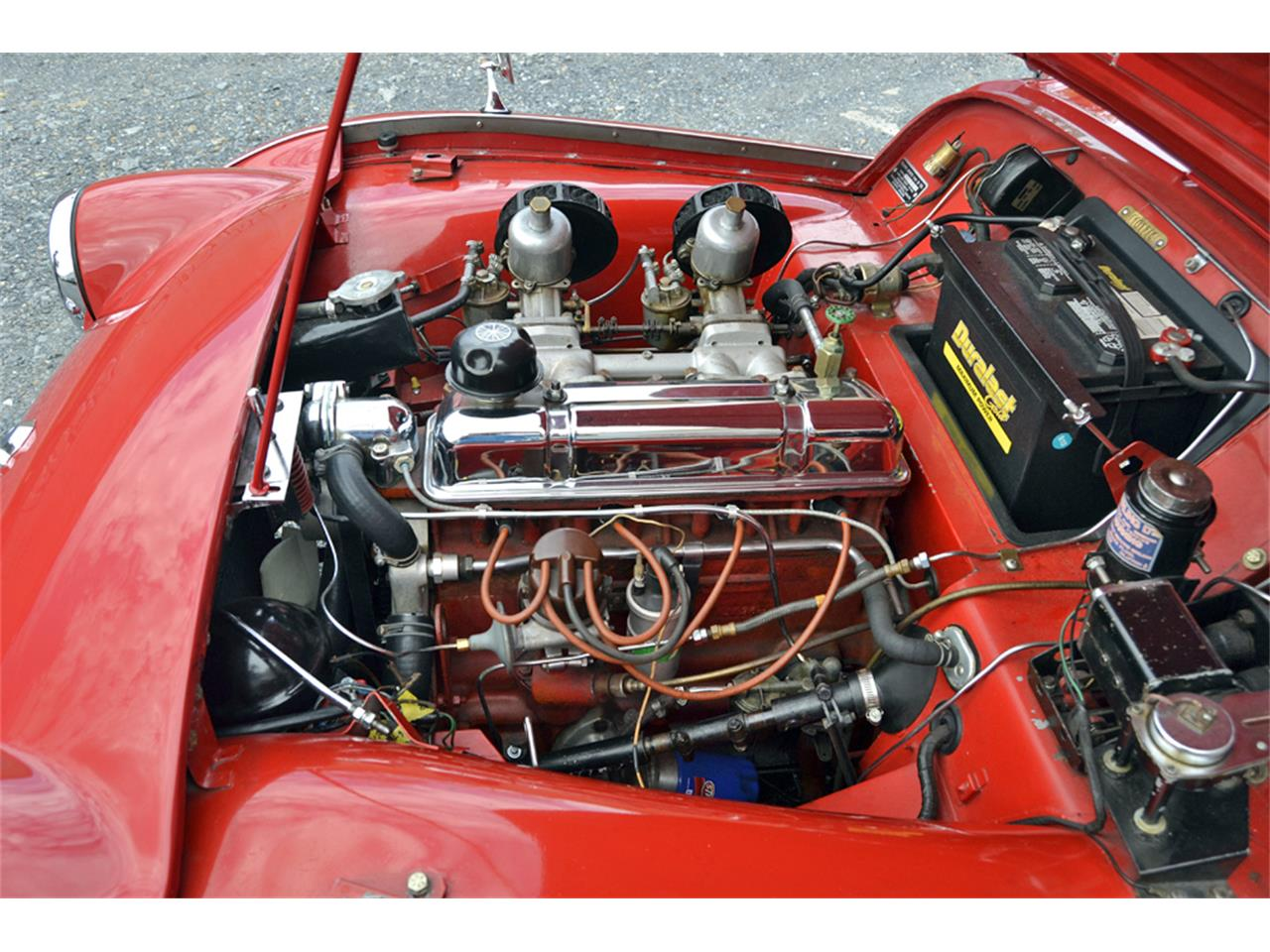 Large Picture of 1961 Triumph TR3A located in Virginia - OZYS