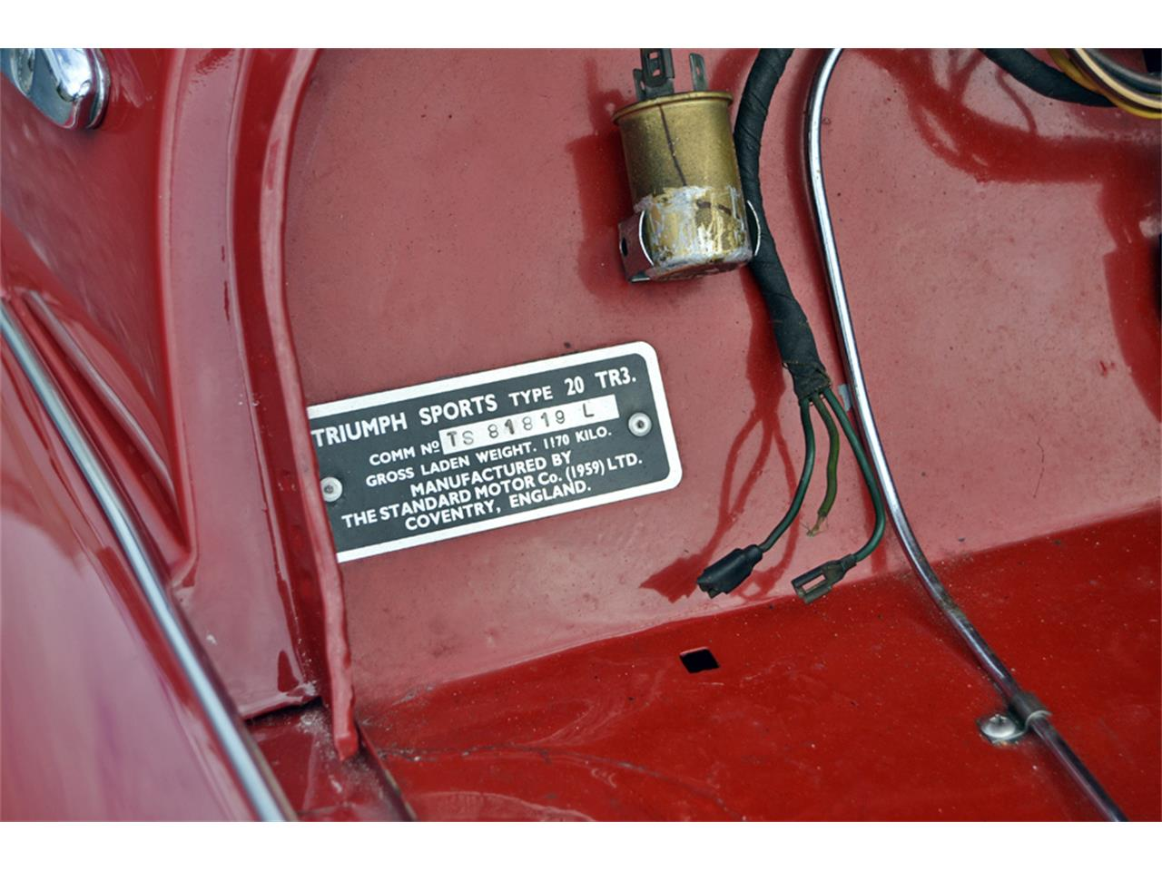 Large Picture of Classic '61 TR3A Offered by Gassman Automotive - OZYS