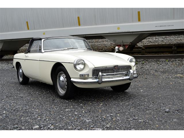 Picture of '67 MGB - OZYV