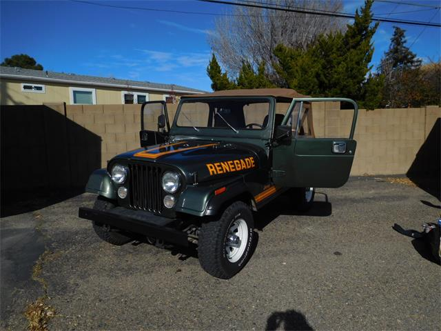 Picture of '85 CJ7 located in Prescott Arizona Offered by a Private Seller - OZZ7