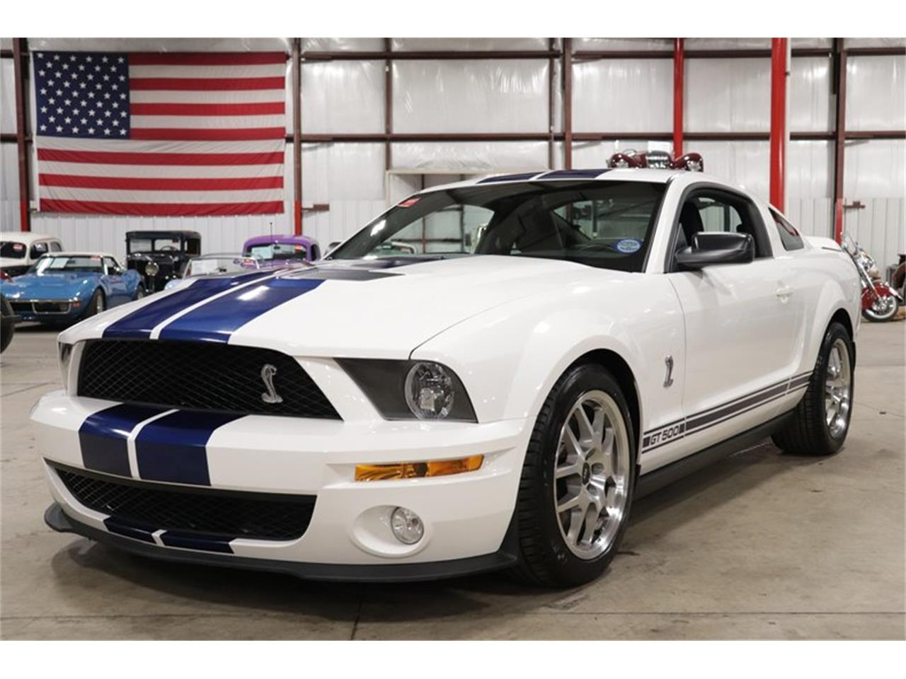 For sale 2008 shelby gt500 in kentwood michigan