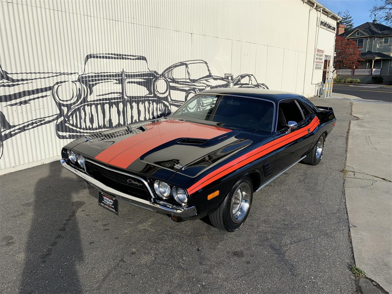 Large Picture of 1973 Challenger located in Fairfield California - $32,990.00 Offered by Specialty Sales Classics - OZZY