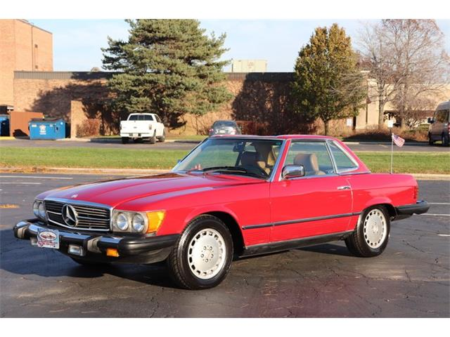 Picture of '83 380SL - P005