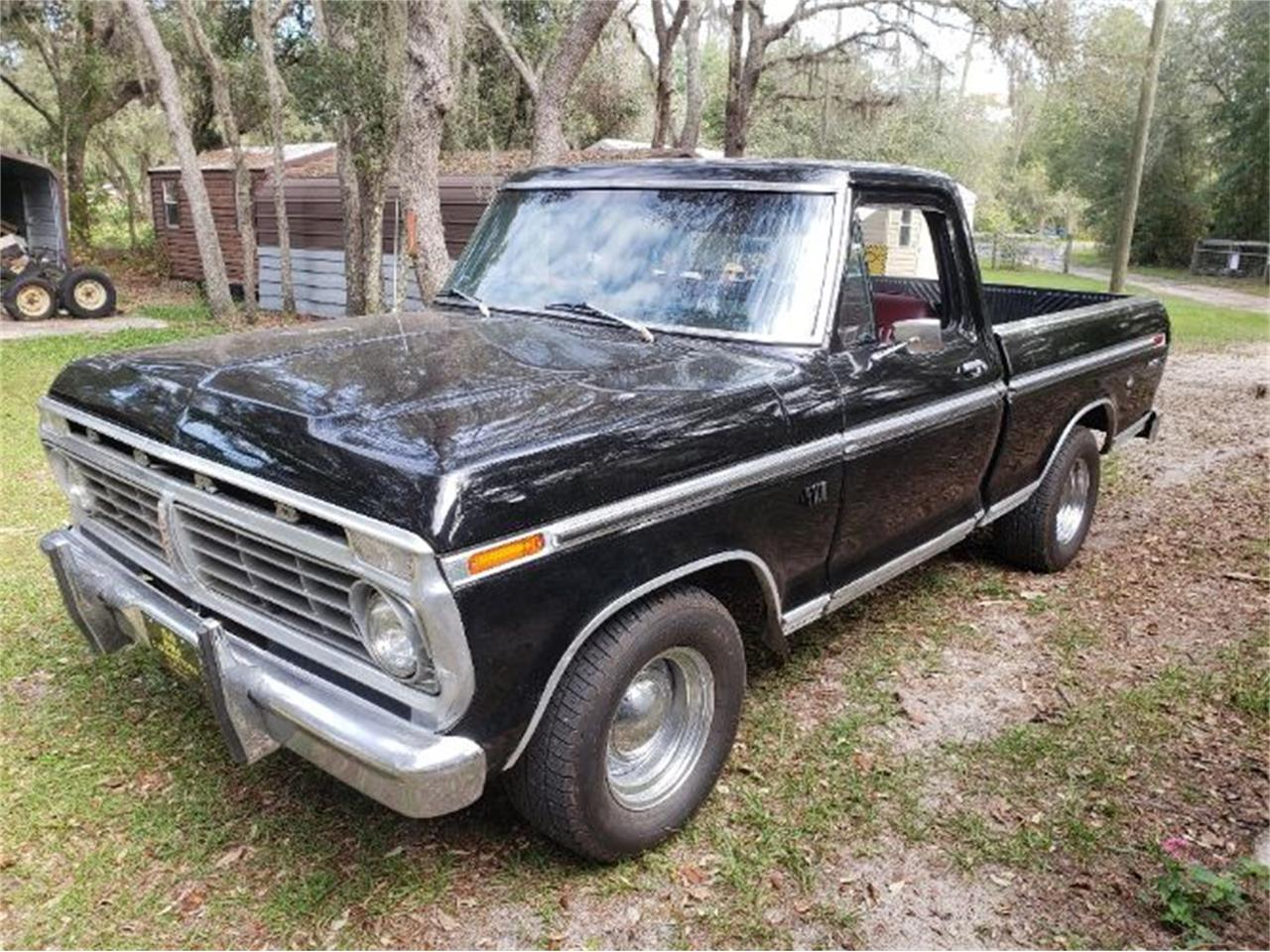 Large Picture of '74 F100 - P009