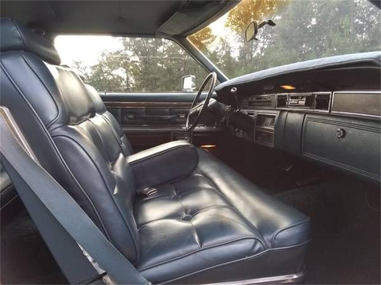 Large Picture of '76 Continental - P00K