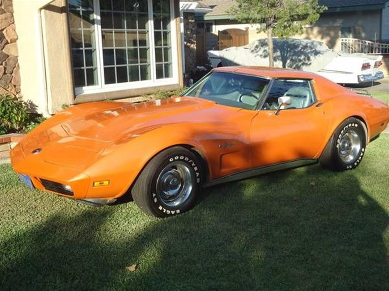 Large Picture of '74 Corvette - P011