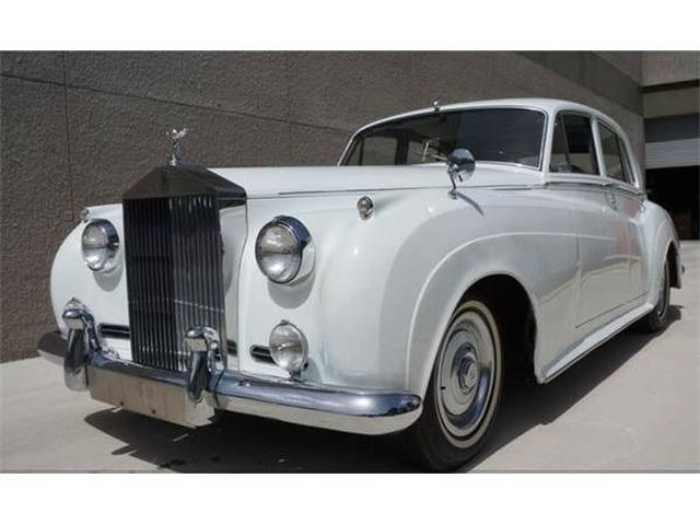 Picture of '57 Silver Cloud - P01B