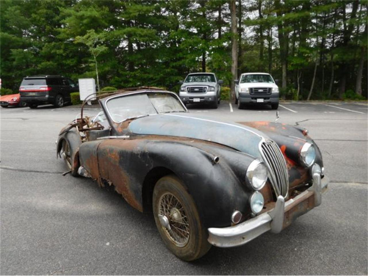 Large Picture of '55 XK140 - P01D