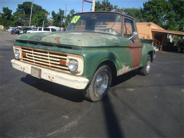 Picture of '63 F100 - P01T