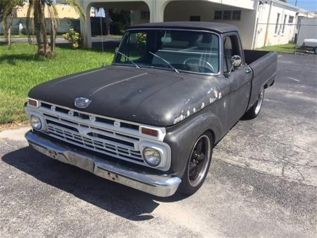 Picture of '63 F100 - P01X