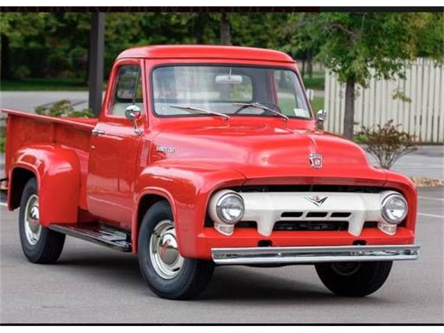 Picture of Classic '54 Ford F250 - $28,895.00 - P02D
