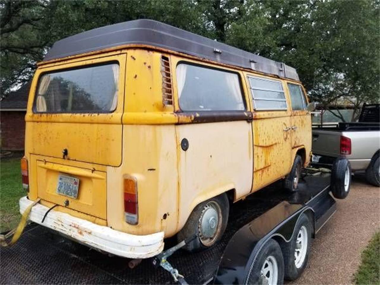 1977 Volkswagen Bus For Sale Classiccars Com Cc 1166495