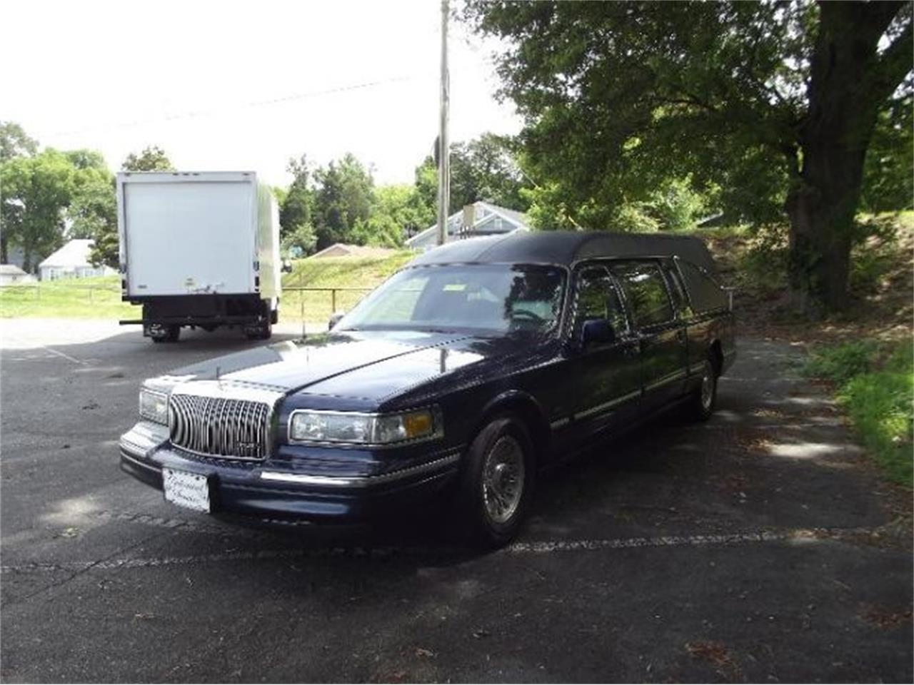 1997 Lincoln Town Car For Sale Classiccars Com Cc 1166510