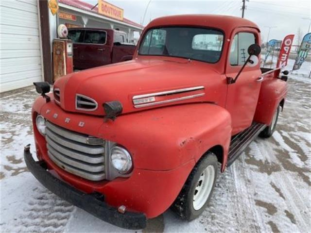 1948 Ford F1 For Sale On Classiccars Com