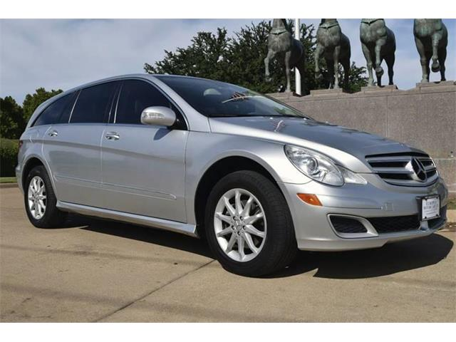 Picture of 2007 R-Class located in Fort Worth Texas - $9,900.00 Offered by  - OVKE